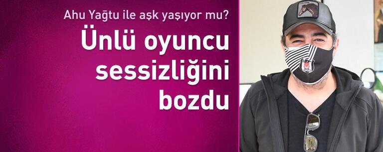 Celil Nalçakan'dan Ahu Yağtu ile aşk iddialarına son nokta