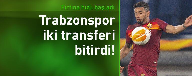 Trabzonspor iki transferi bitirdi!