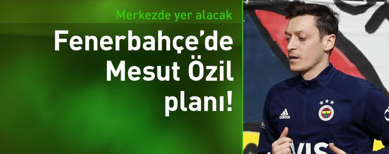 Emre Belözoğlu'nun Mesut Özil planı!