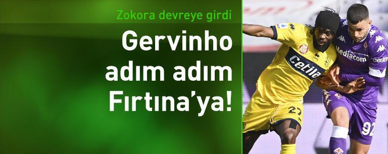 Gervinho adım adım Trabzonspor'a!