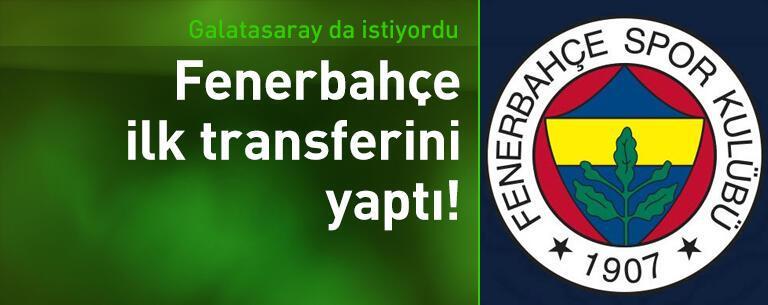Çağtay Kurukalıp Fenerbahçe'de!