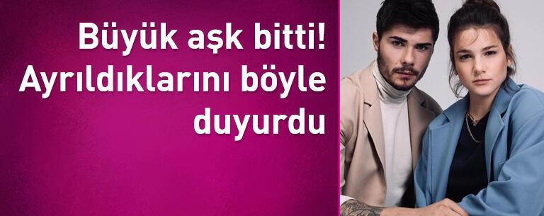 Nisa Bölükbaşı-Barış Murat Yağcı aşkı bitti!