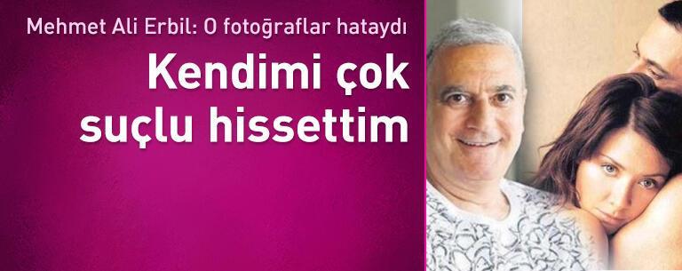 Mehmet Ali Erbil'den yıllar sonra Nefise Karatay açıklaması: