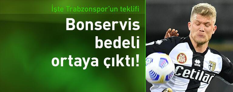 Trabzonspor'dan Cornelius'a 3.5 milyon euro