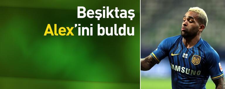 Beşiktaş Teixeira ile görüşüyor