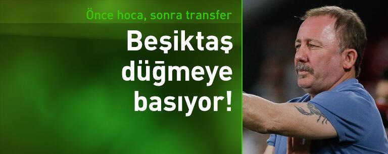 Beşiktaş düğmeye basıyor! Önce hoca, sonra transfer