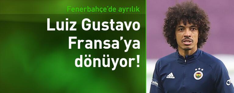 Luiz Gustavo Fransa'ya dönüyor!