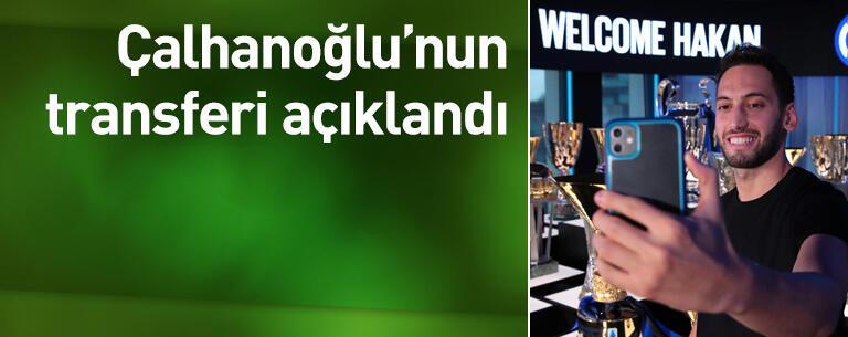Çalhanoğlu'nun yıllık ücreti belli oldu