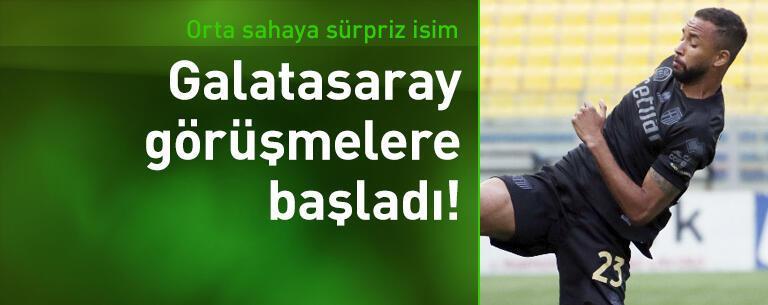 Galatasaray Hernani için görüşmelere başladı!