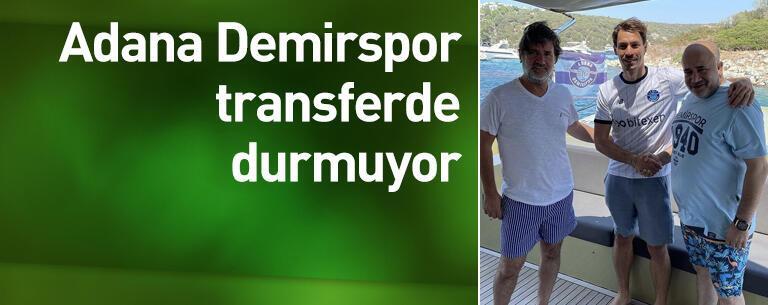 Stambouli Adana Demirspor'da