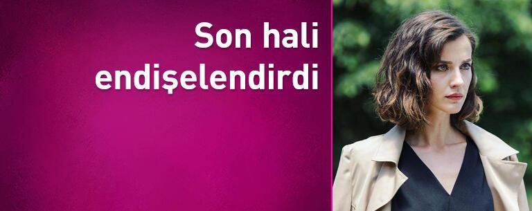 İrem Helvacıoğlu'nun son hali endişelendirdi