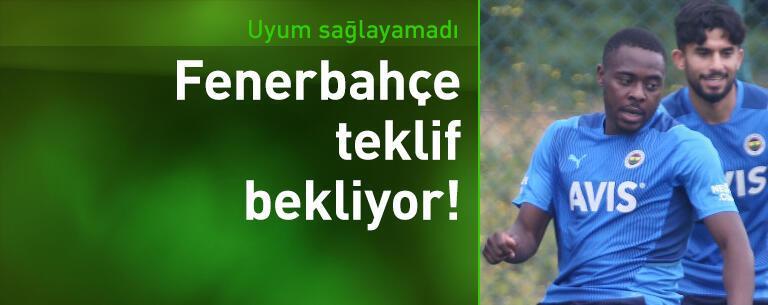 Fenerbahçe Osayi Samuel için teklif bekliyor
