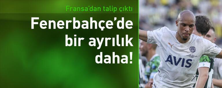 Fenerbahçeli Tisserand'a Metz talip oldu