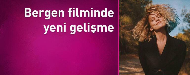 Farah Zeynep Abdullah ile Erdal Beşikçioğlu'nu buluşturan Bergen filminde yeni gelişme