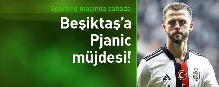 Beşiktaş'a Miralem Pjanic müjdesi!