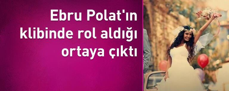 Ebru Şahin'in yıllar önce Ebru Polat'ın klibinde rol aldığı ortaya çıktı