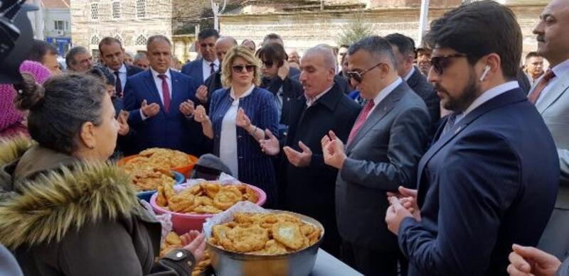 Vali Bilgin, Babaeski'de 'Hızır Lokması' etkinliğine katıldı