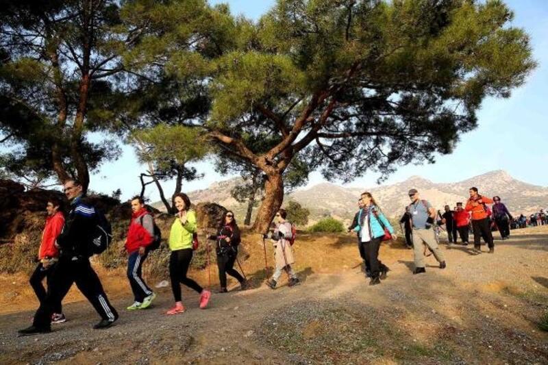 Doğa yürüyüşüne davet