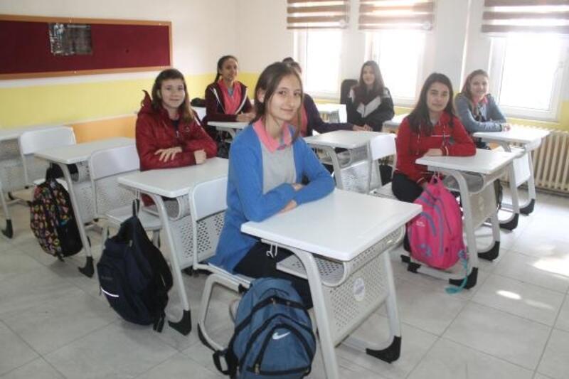Köy okulu, TANAP projesiyle hayat buldu