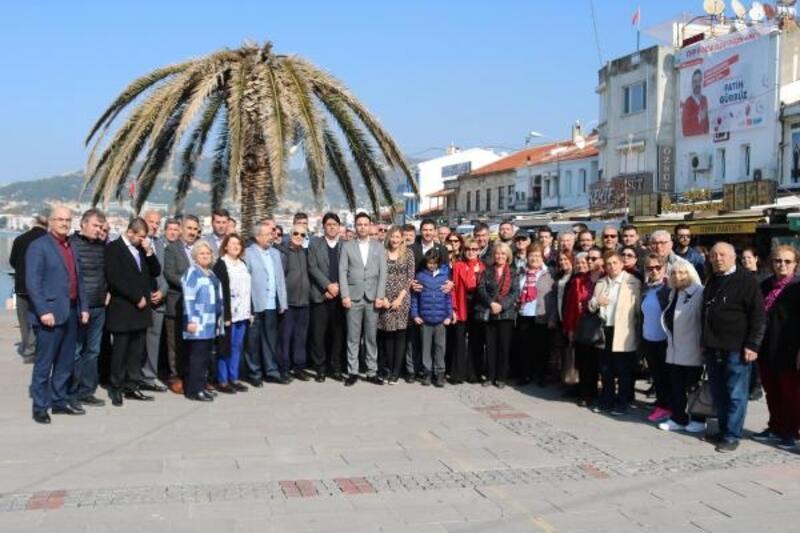 Millet İttifakı'nın Foça belediye meclis üyesi adayları açıklandı