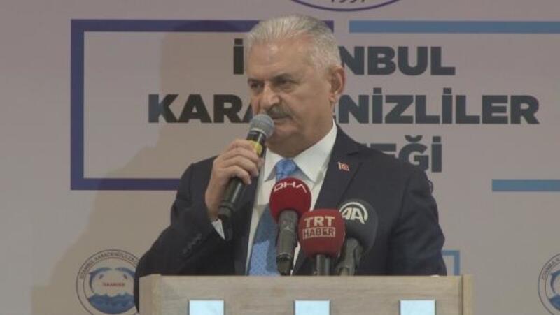 Yıldırım: İstanbul'un geleceğini düşünelim