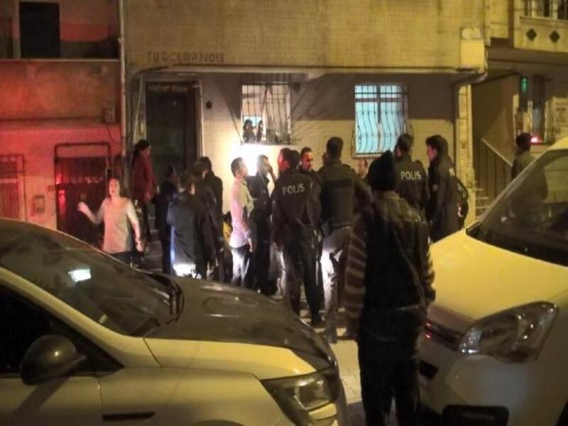 Esenyurt'ta hareketli dakikalar; Müdahale eden polise saldırdılar