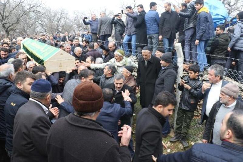 Sait Ensarioğlu, son yolculuğuna uğurlandı