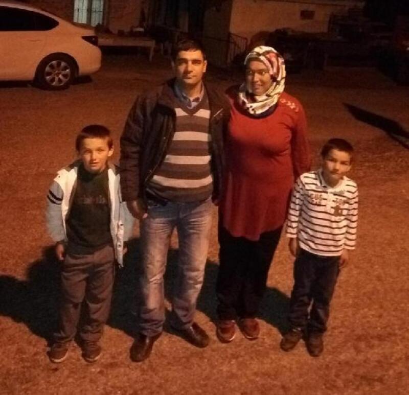 Barakayı yaktı; oğlu öldü, eşi ve diğer oğlu yaralandı, kendisi de intihar etti