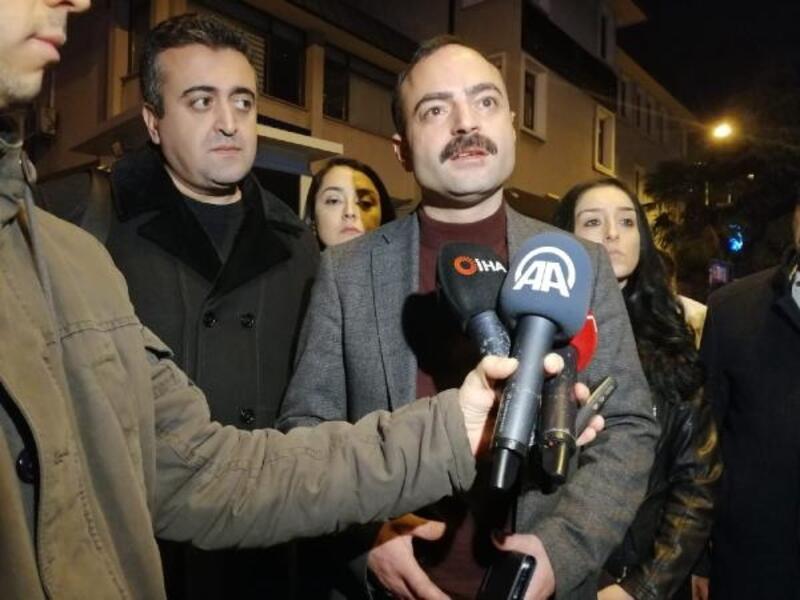CHP Eyüpsultan İlçe Başkanı Akçiçek'ten açıklama