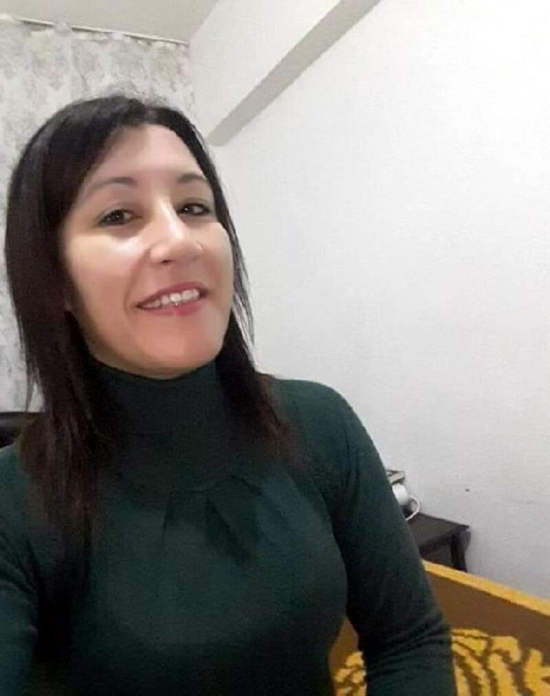 Servis minibüsünün çarptığı kadın öldü