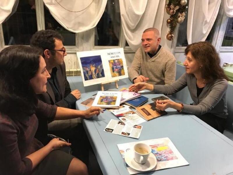 Bulgaristan'da, Türkçe-Bulgarca 'Nöbettepe' dergisi yayın hayatına başladı
