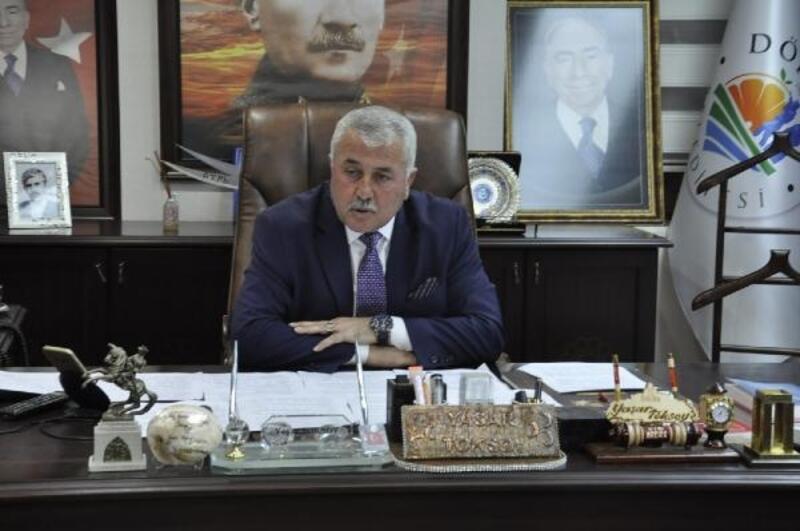 Dörtyol Belediye Başkanı MHP'li Toksoy, partisinden istifa etti