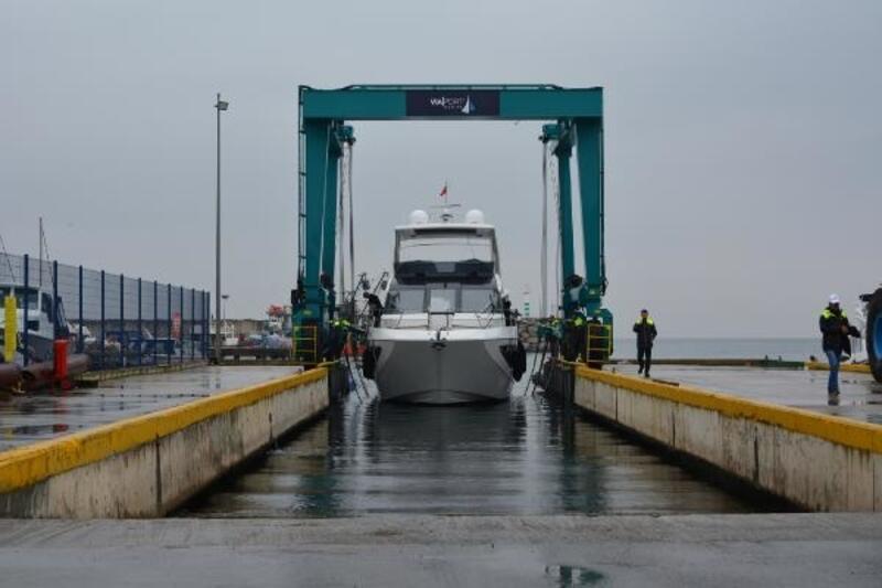 Milyon liralık tekneler Boat Show'a hazır