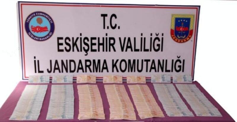 Eskişehir'de sahte para operasyonu: 7 gözaltı