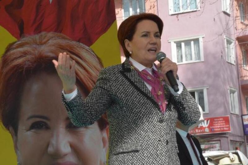 Akşener: Ekonominin bu hale geldiği Türkiye'de bu seçim önemli