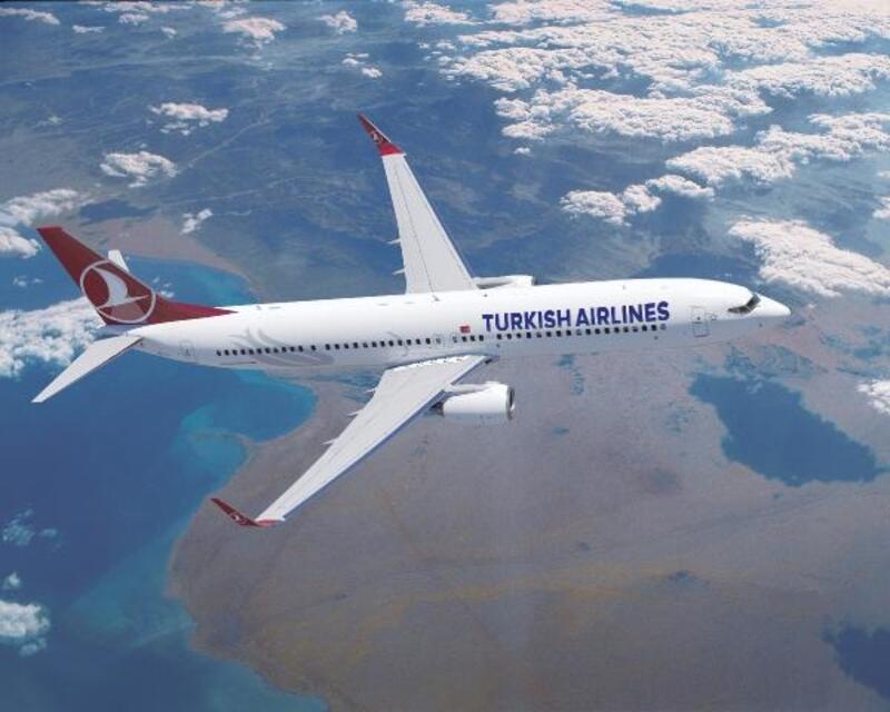 İsrailli turist sayısı 443 bine çıktı, THY 1milyon 86 bin yolcu ile rekor kırdı