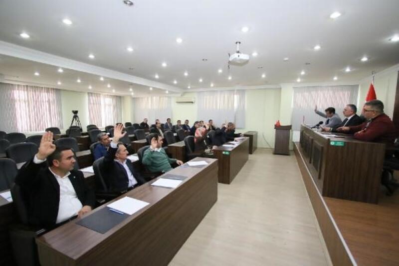 Hacılar Belediye Meclisi şubat toplantısı yapıldı
