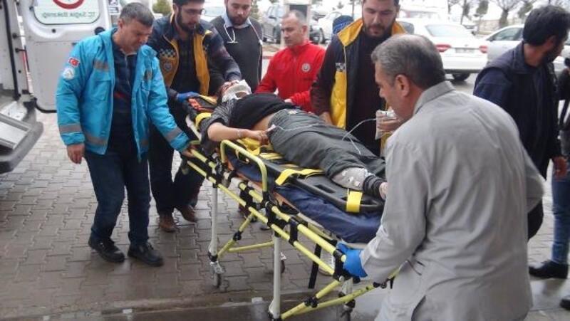 Kazada ağır yaralanan Nazlı, kurtarılamadı