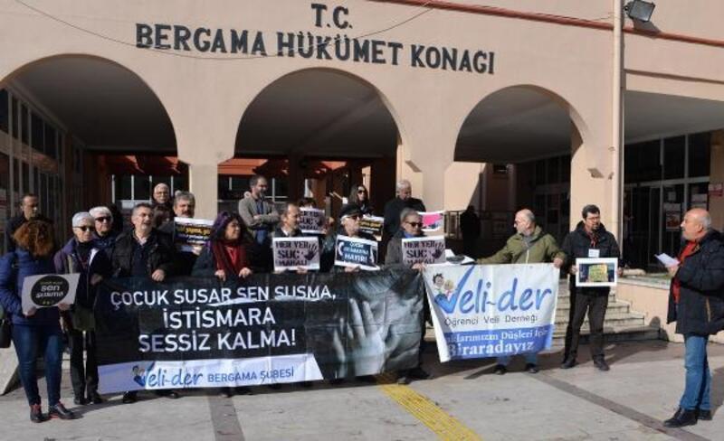 Dikili'de 7 çocuğa yurtta cinsel istismar davasında 'kapalı yargılama' kararı