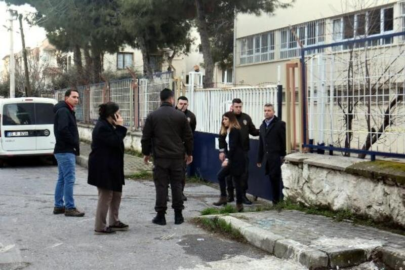 Lisede çalışan kadın hizmetli, eniştesini okul bahçesinde pompalı tüfekle vurarak öldürdü