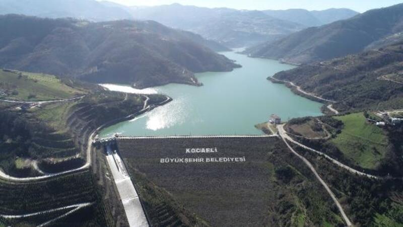 Yuvacık Barajı'nda su seviyesi yüzde 96'ya yükseldi