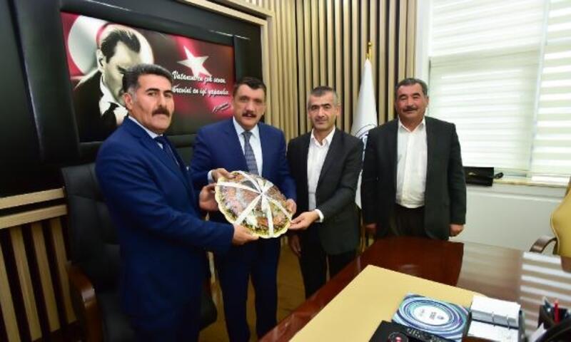 Erdal'dan, Gürkan'a ziyaret