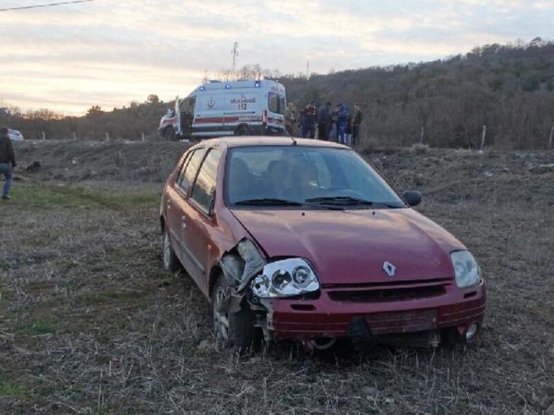 Domaniç'te trafik kazası: 5 yaralı