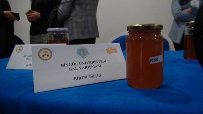 Bingöl'de 'En İyi Bal' yarışması