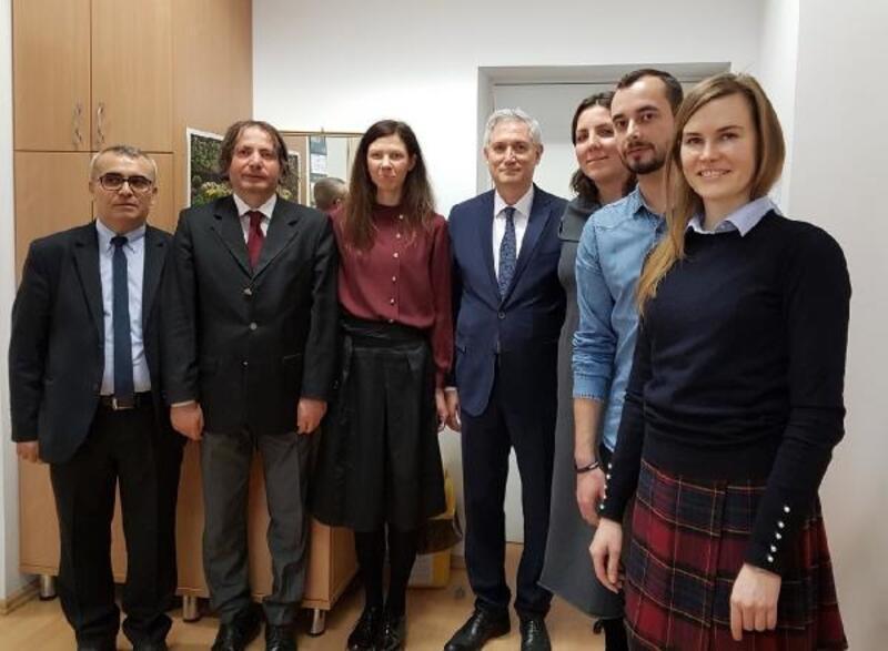 Çukurova Üniversitesi'nden Varşova'da işbirliği