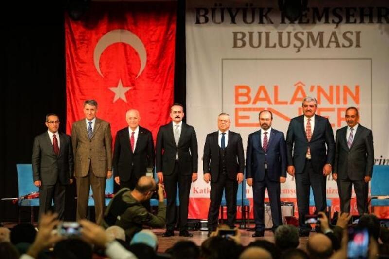 Başkan Yaşar'a bir ödül de Balalılardan
