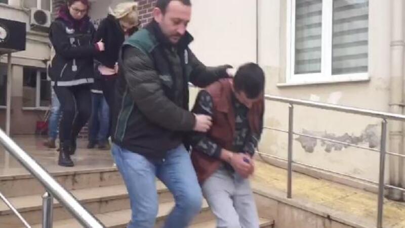 Bursa'da uyuşturucu operasyonuna 6 tutuklama