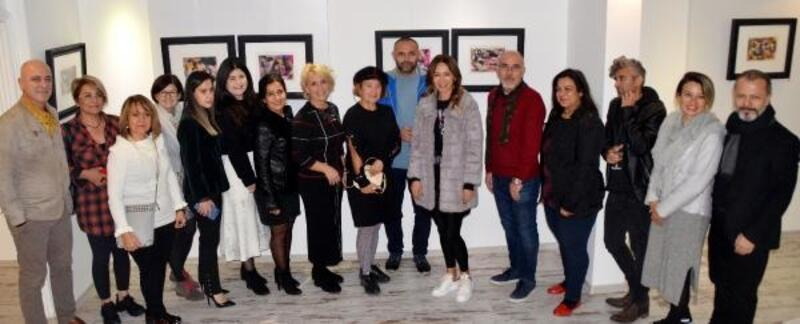 Doğançay'ın eserleri Antalya'da