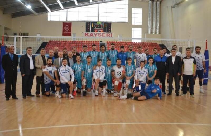 Melikgazi Belediyespor – Develi Belediyespor: 3-0