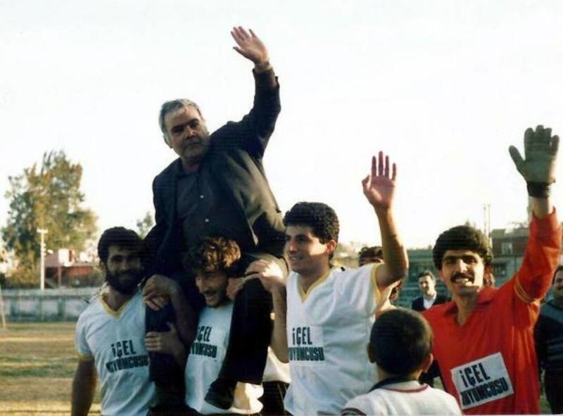 Tarsus spor camiası yasta